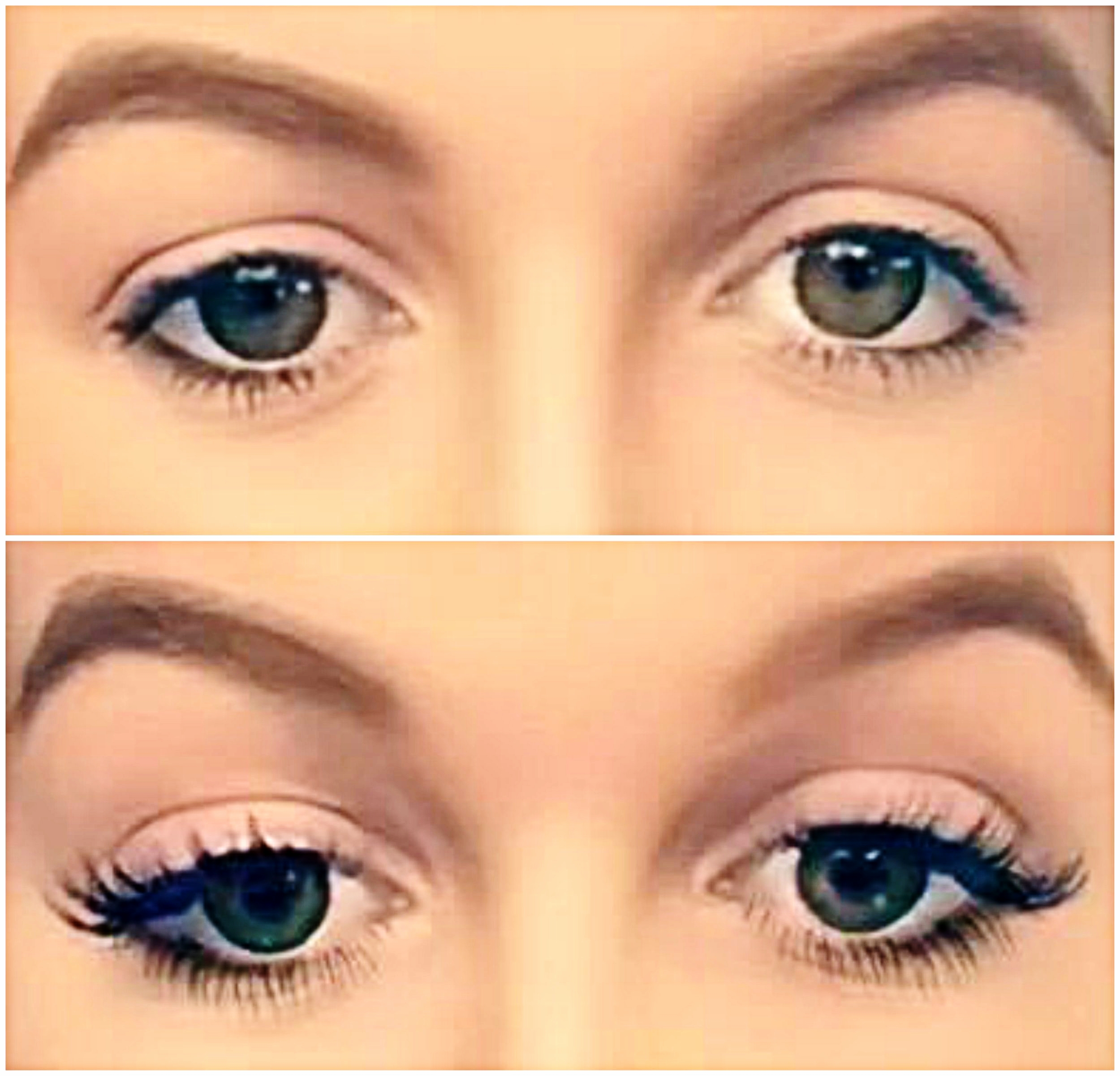 LabelleLASH  Eyelash Extensions: Before + After