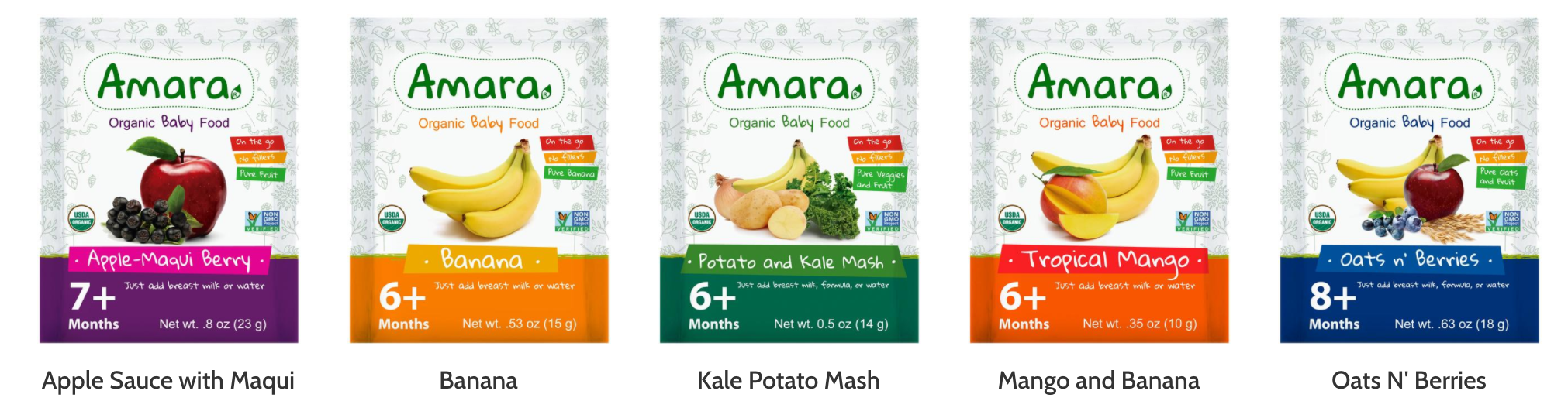 Amara Organic Food