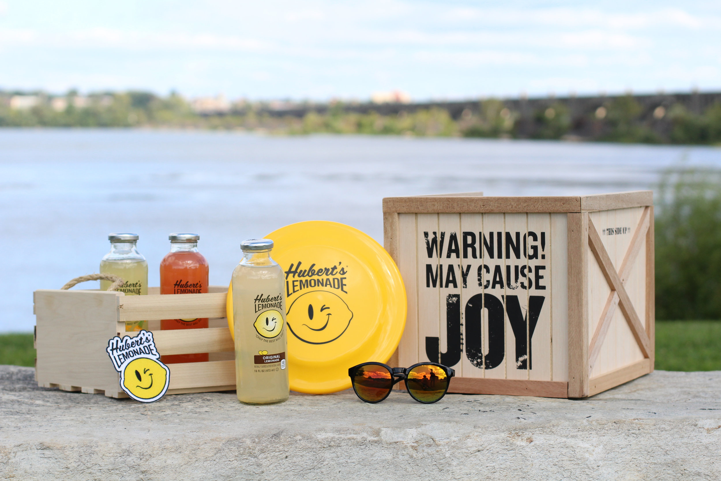 Brady recently helped me with a campaign for  Herbert's Lemonade . The photos he took are beautiful!