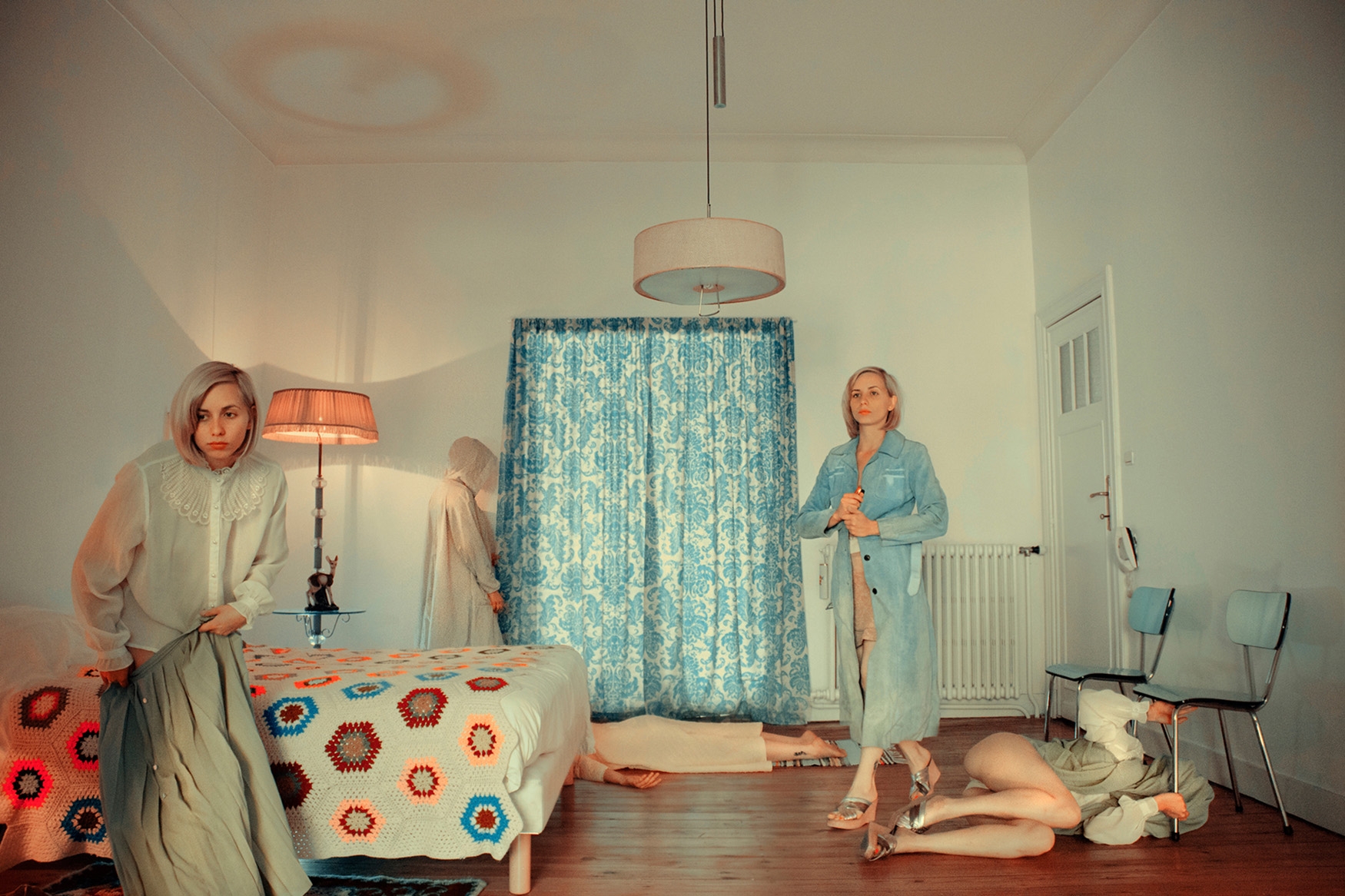 Whodunnit (The Bedroom), 2012