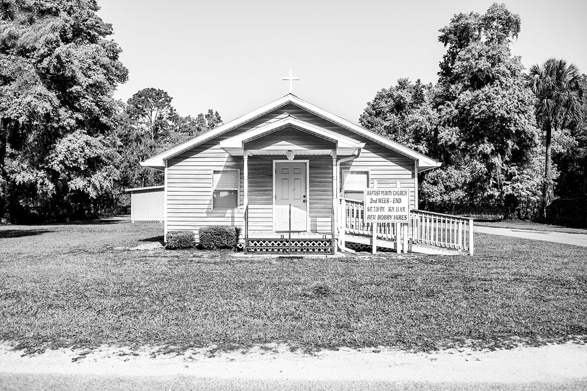 Baptist Purity Church, US HWY 98/19, Salem FL 32356, Florida, USA
