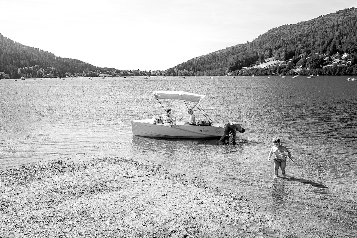 Lac de Gerardmer, France by Leica Photographer Manuel Guerzoni