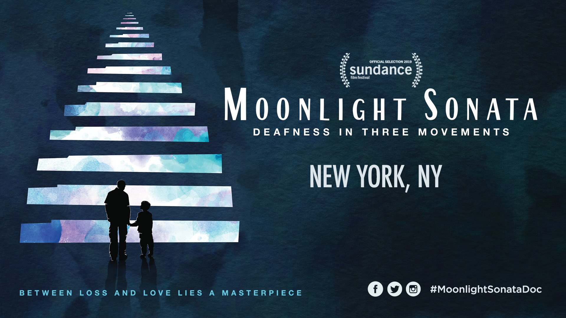 - Moonlight Sonata Theatrical Premiere | New York City