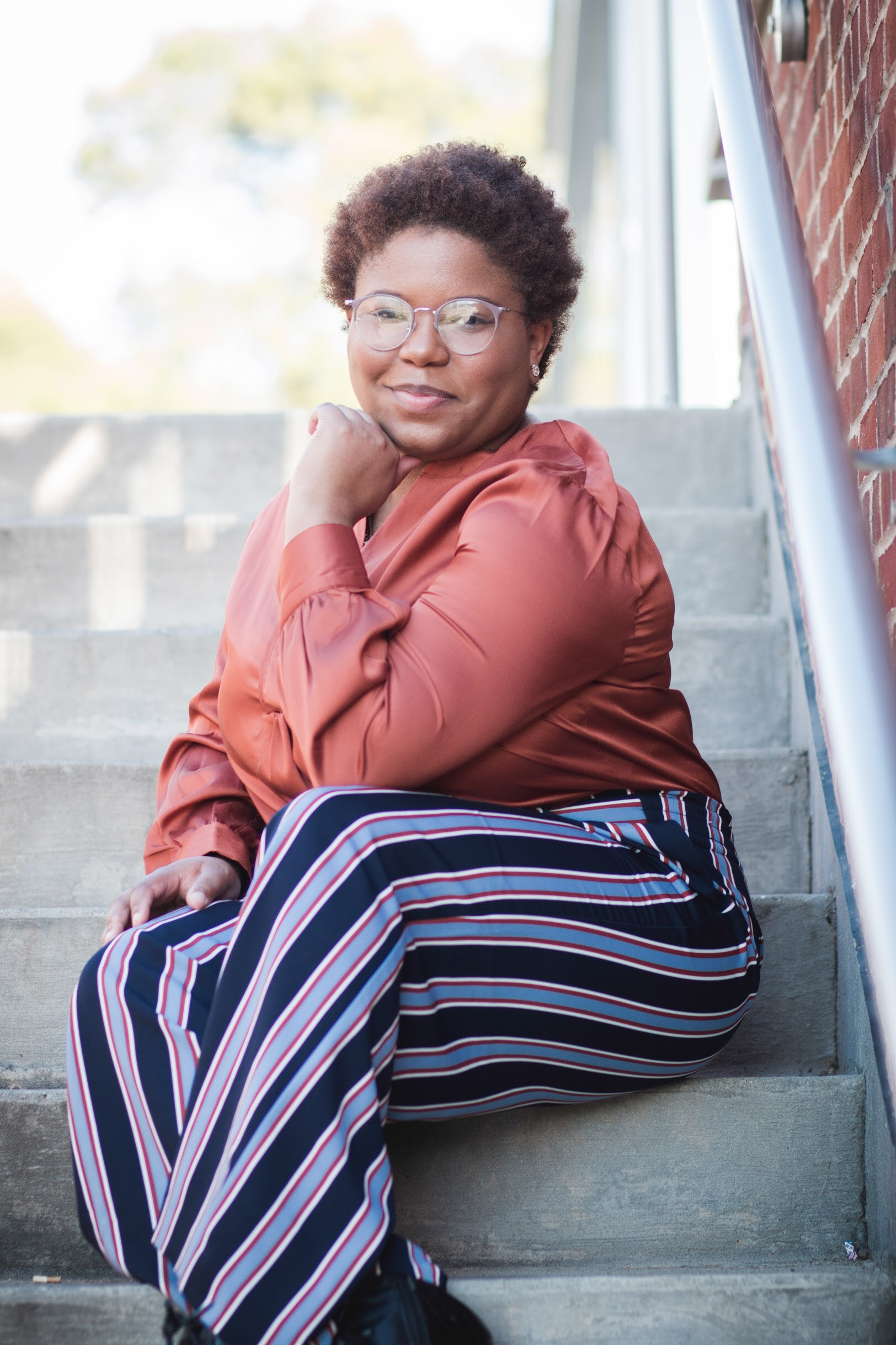 Hi, my name is Joy Melody. I am a graduate student at the University of Iowa. I study the sociology of education and health communication. I am interested in how student-athletes communicate their mental distress.  Sometimes I write about  pop culture  things too!