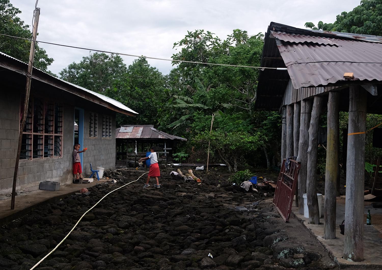 Our family home in Vaito'omuli, Palauli - Savai'i.