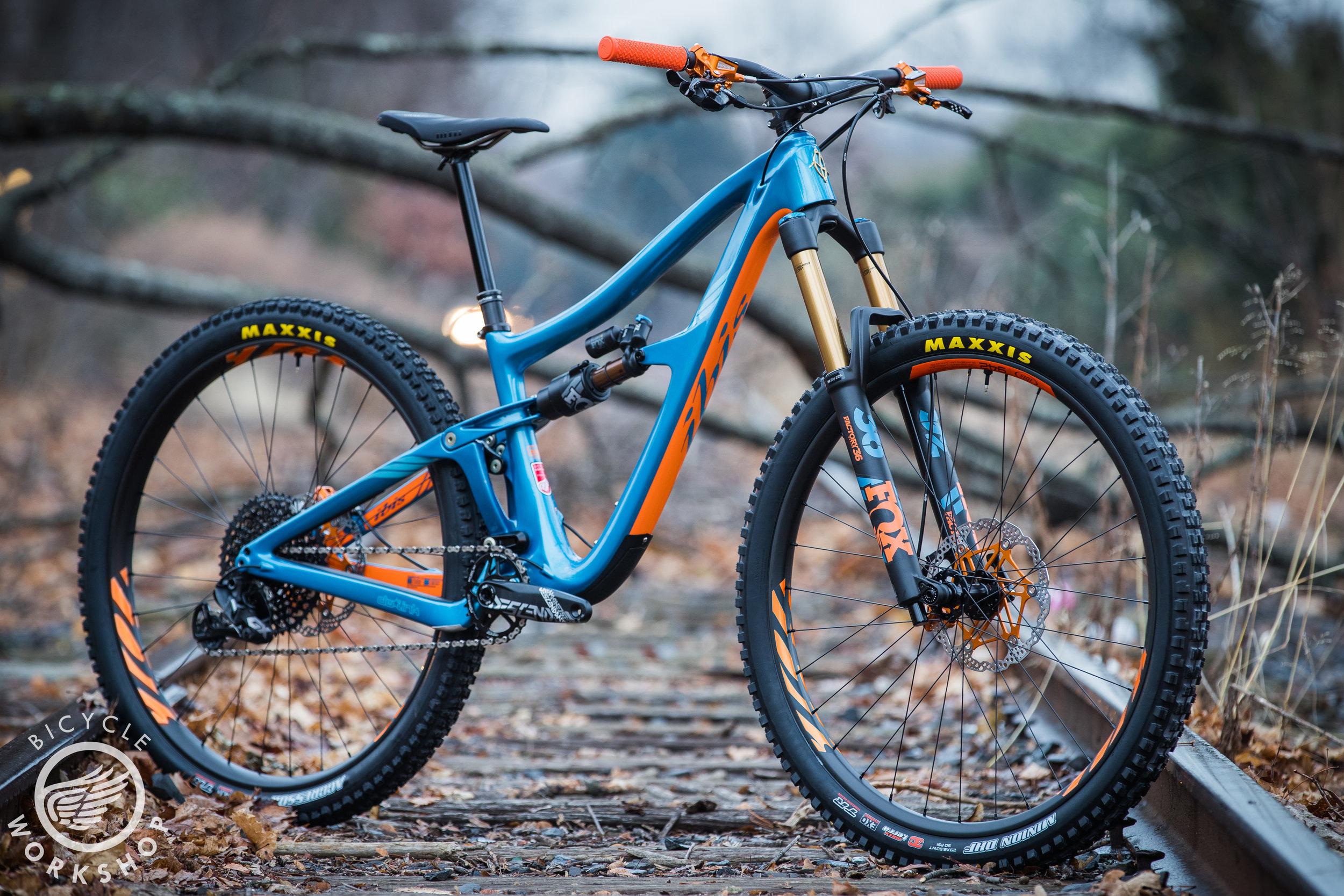Ibis Cycles RipMo - Custom full suspension mountain bike