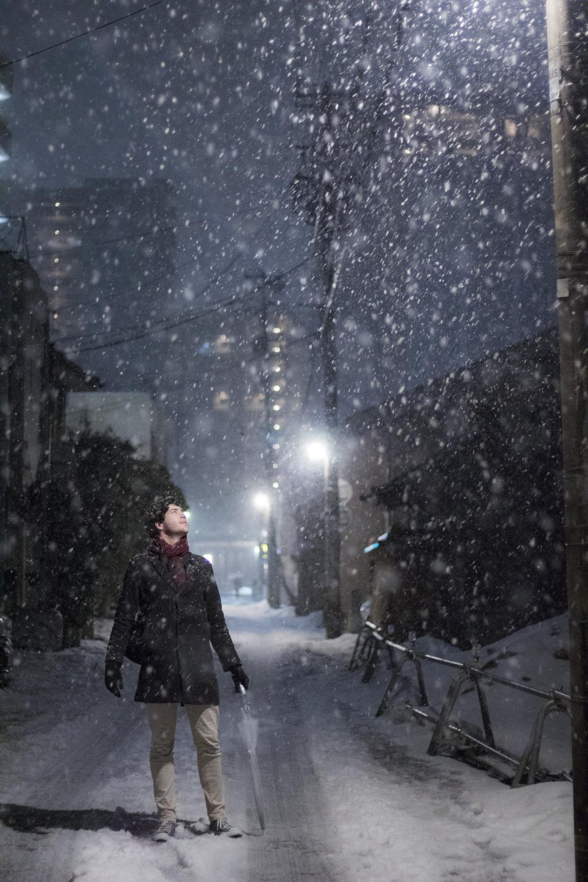 Winter in Kanazawa
