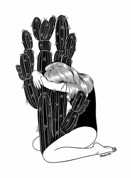 Illustration By Henn Kim