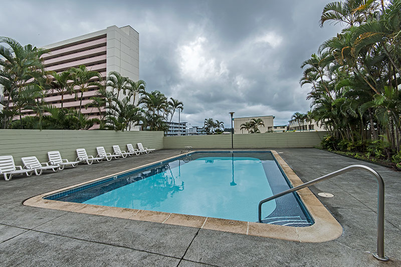 Mountain View Terrace Pool, Kaneohe