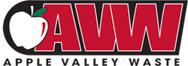 Apple Valley Waste Logo - BroadPoint GP client