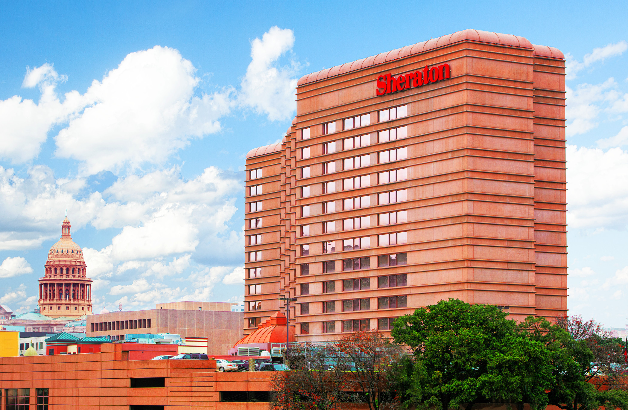 Sheraton Austin Hotel for TechForward Event