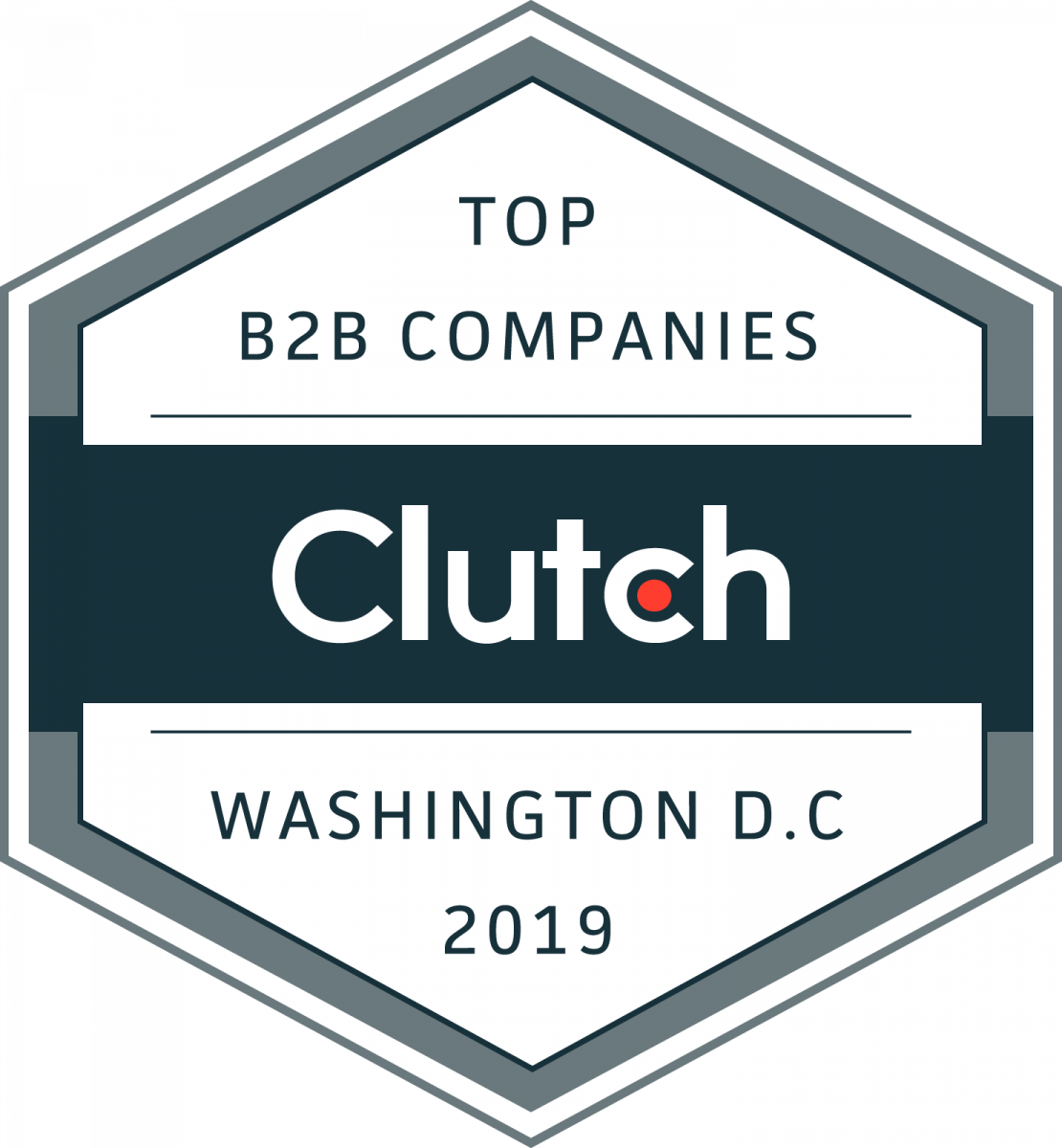 Clutch Award for Top IT Consulting Company in DC MD - BroadPoint