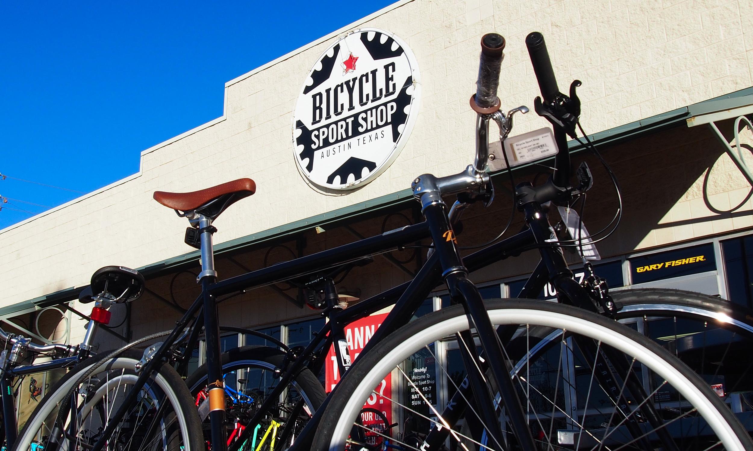 Bicycle Sport Shop : Research Blvd. Austin, TX