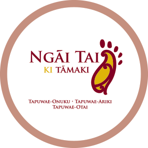 Logo of CRL Mana Whenua members Ngai Tai ki tamaki