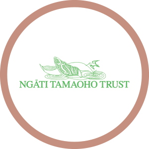 Logo of CRL Mana Whenua members Ngati Tamaoho