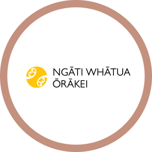 Logo of CRL Mana Whenua members Ngati Whatua Orakei