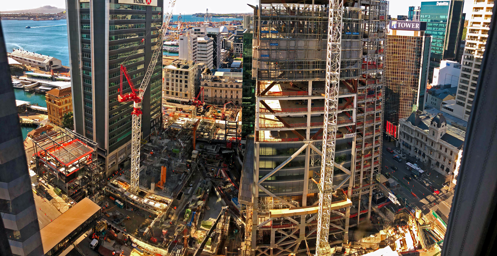 Commercial Bay development July 2018