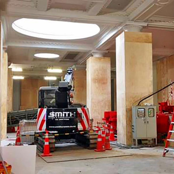 BRITOMART TRANSPORT CENTRE REINSTATEMENT -