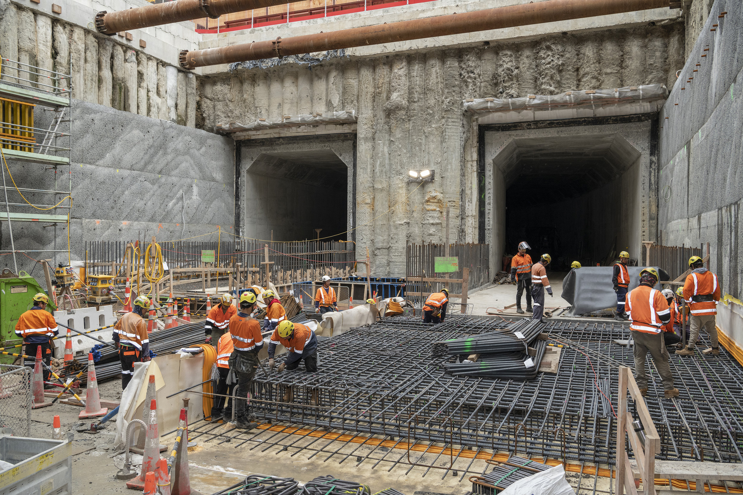CPO tunnels 9 May 2019