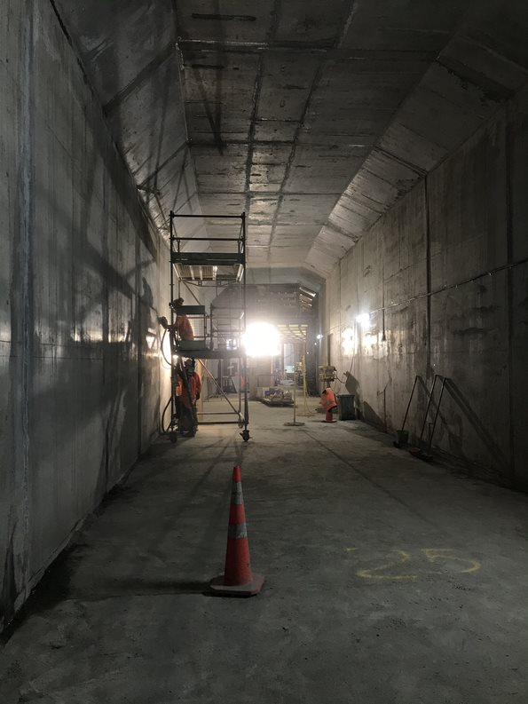 Tunnel June 2019