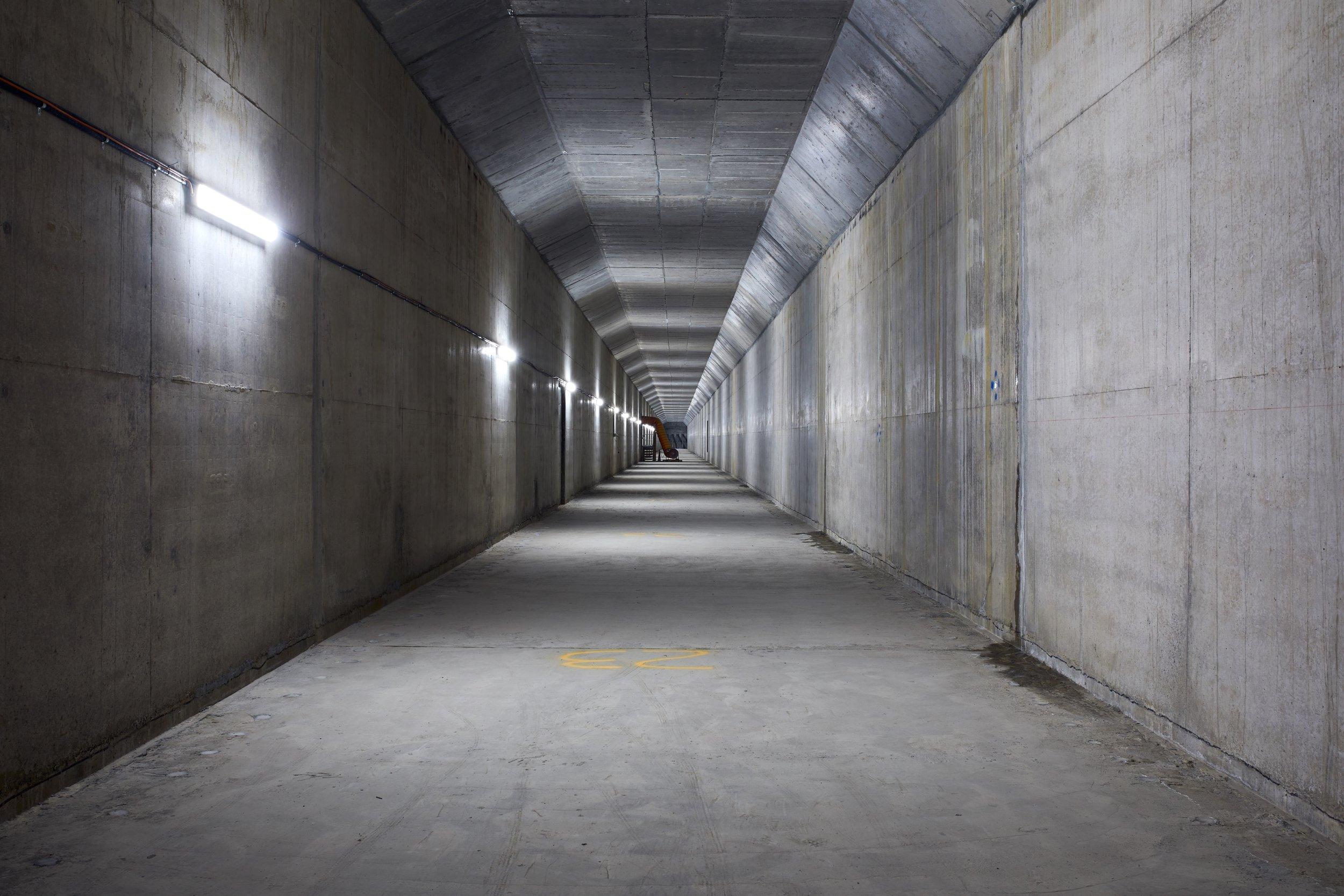 Albert St tunnels June 19 2019