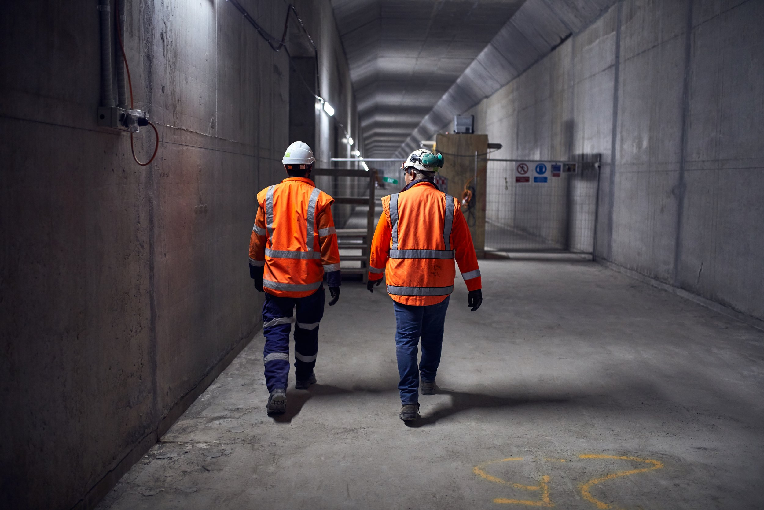 Tunnel June 19 2019