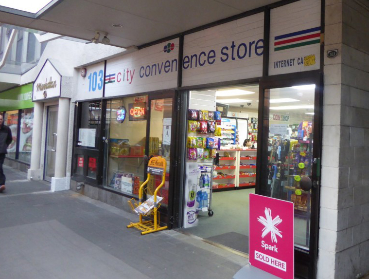 City Convenience 103 Albert Street
