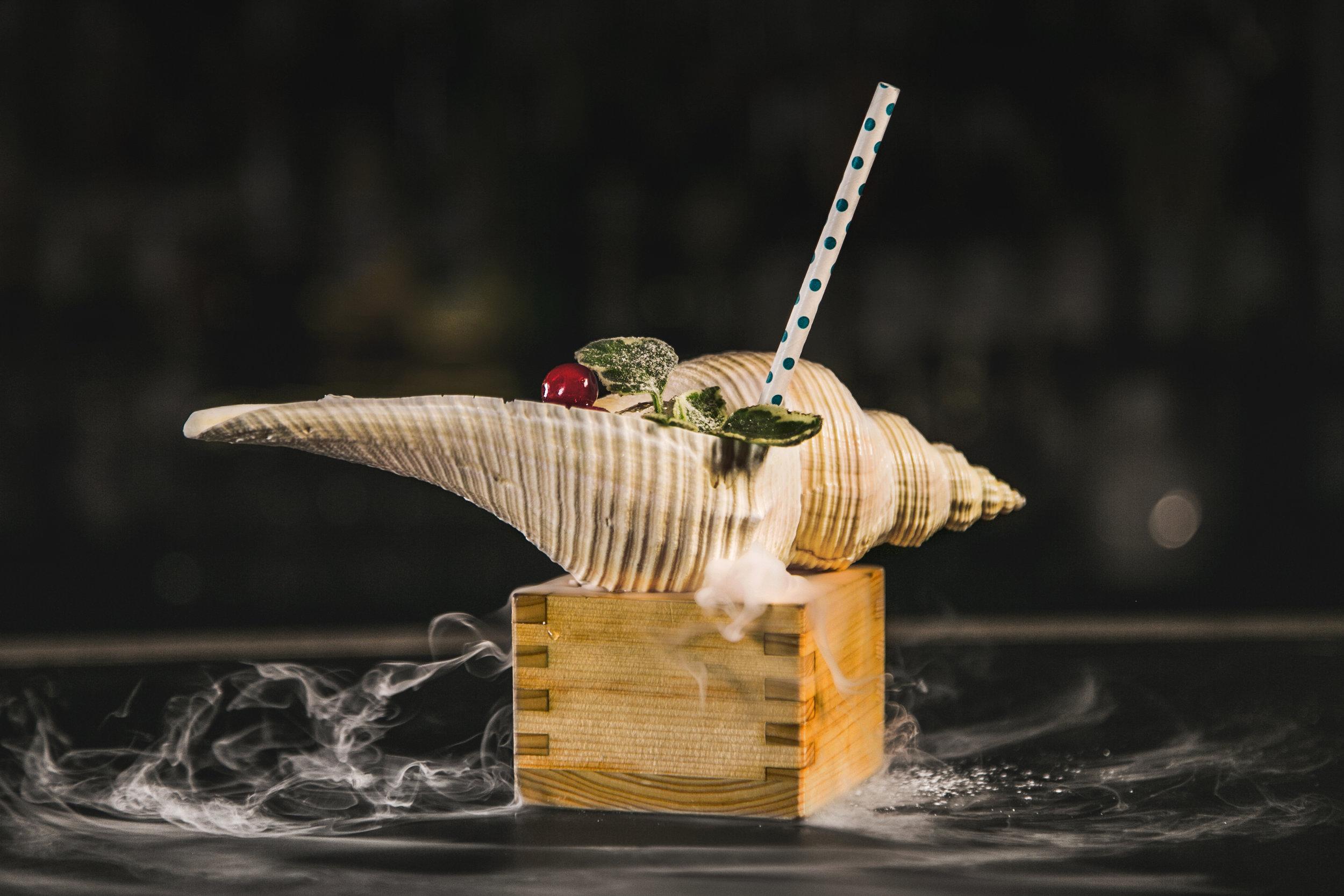 神奇燒酒螺 Magical Seashell