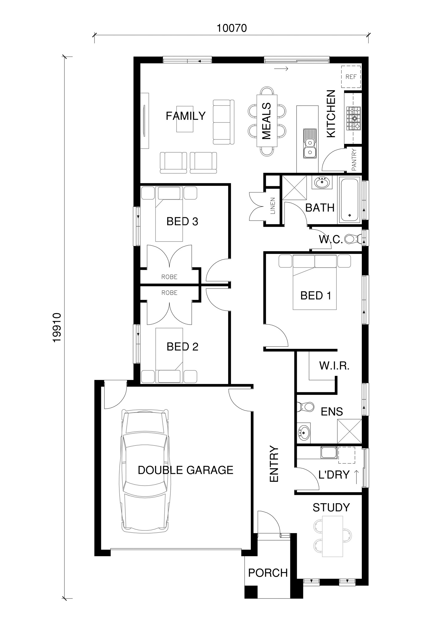 EVA FLOOR PLAN