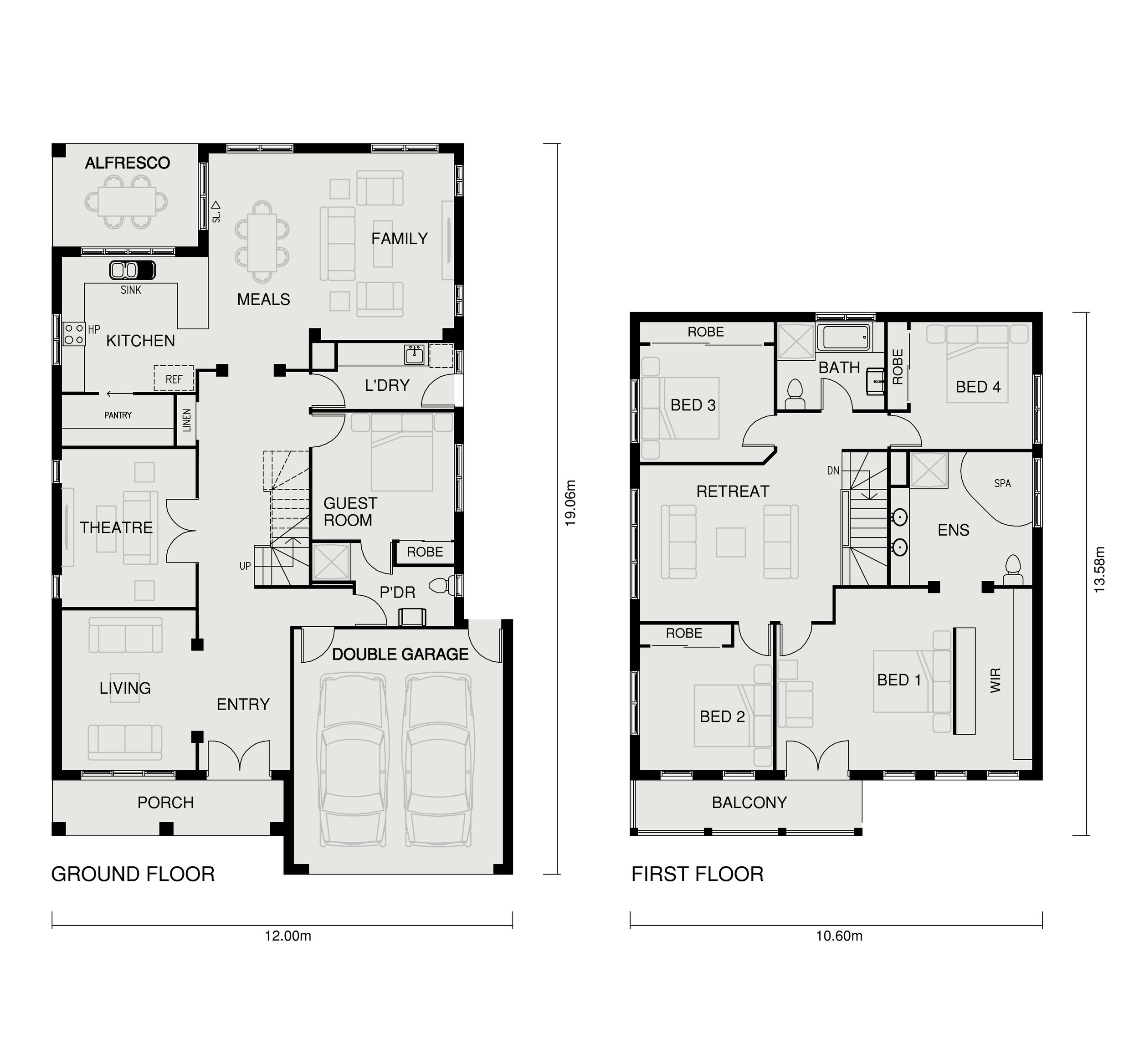 GRACE FLOOR PLAN