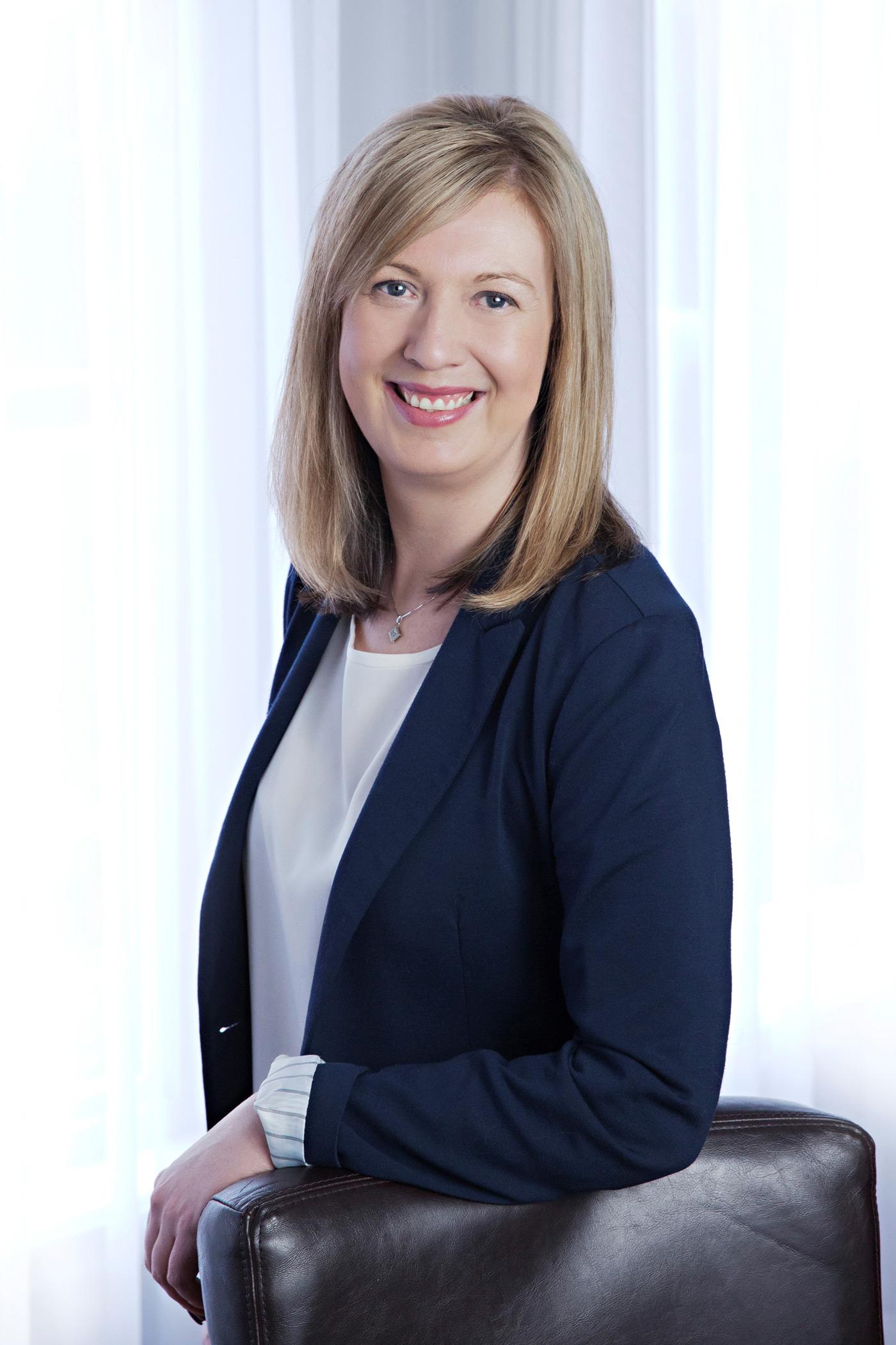 Jane (Murphy) McCulloch. Photo by Sara Rostotski
