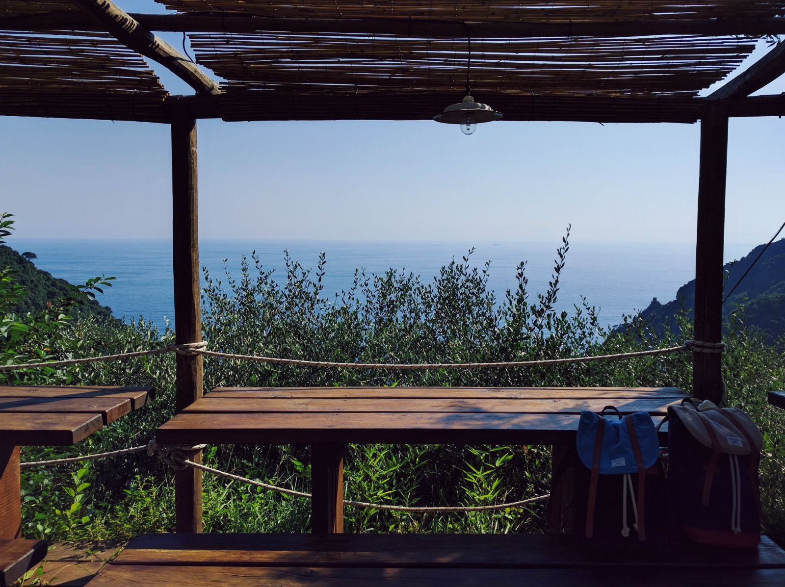 My favourite spot on the Italian Riviera. Ask nicely and I just might tell you where it is.