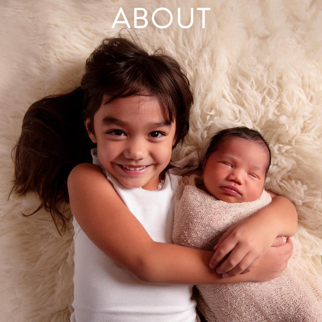 Virginia Beach Newborn Photograph - Sisters - Footer Button