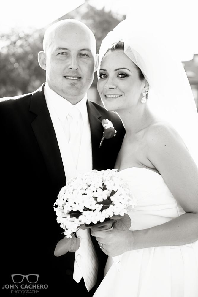 Hampton Virginia Wedding Photograph by John Cachero Photography