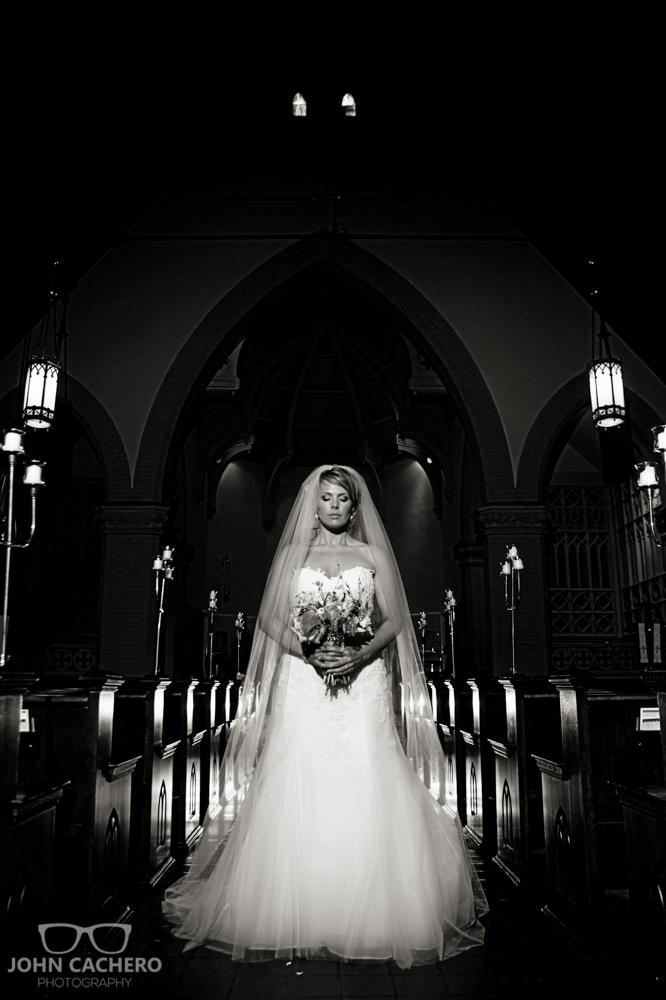 Portsmouth Virginia Wedding Photograph by John Cachero Photography