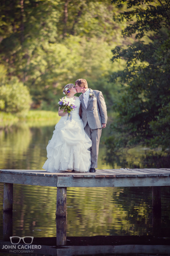Lynchburg Virginia Wedding Photograph by John Cachero Photography