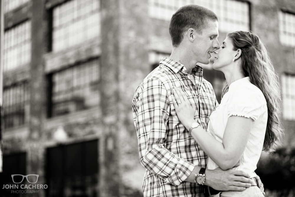 Norfolk Virginia Engagement Photograph by John Cachero Photography