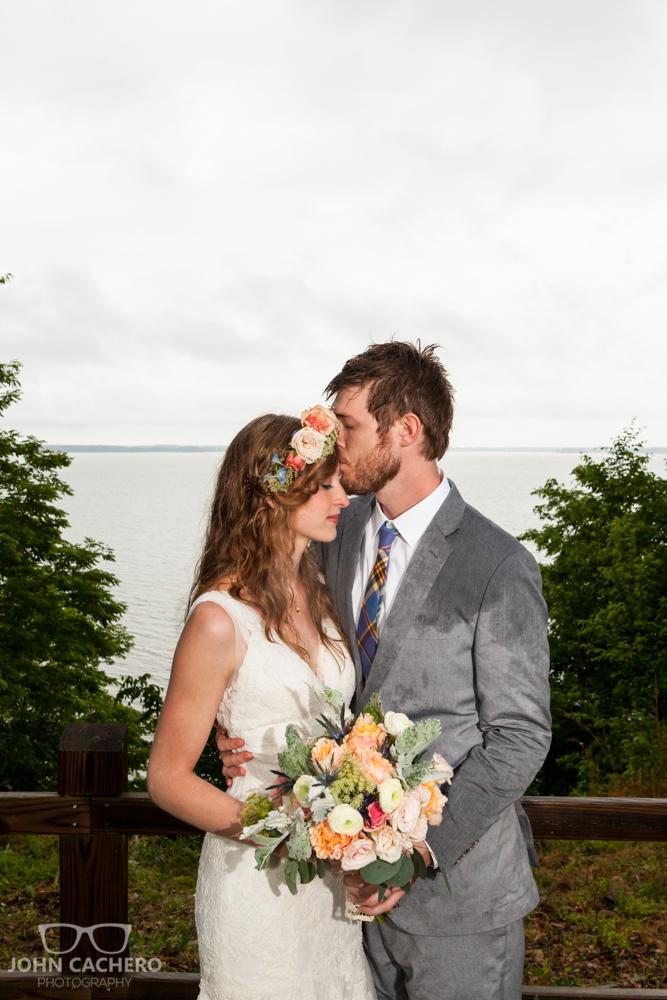 Surry County Virginia Wedding Photograph by John Cachero Photography