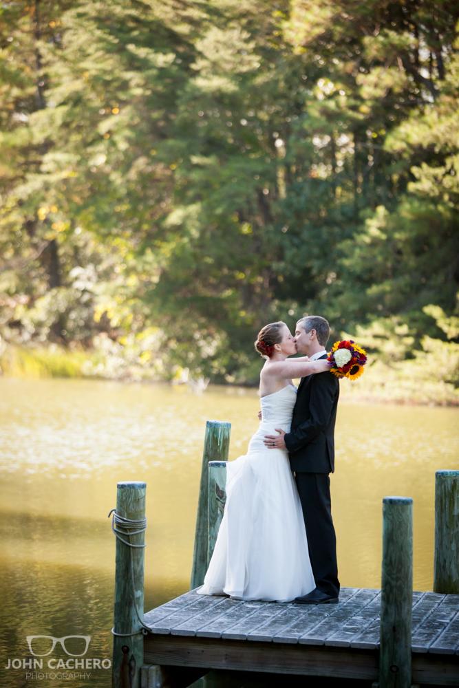 Eastern Shore Virginia Wedding Photograph by John Cachero Photography