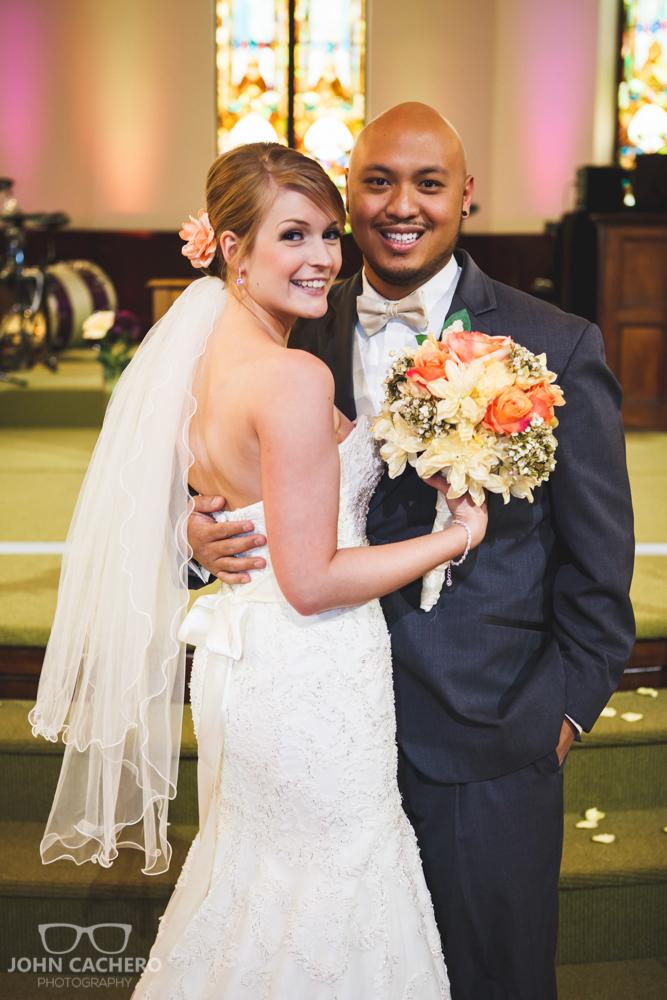 Norfolk Virginia Wedding Photograph by John Cachero Photography