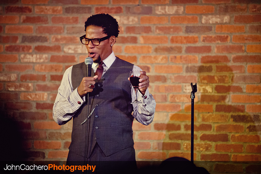 Virginia Beach Event Photograph - D.L. Hughley