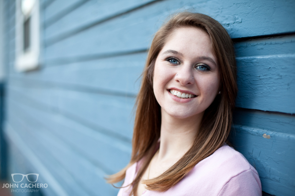 Tallwood High School Virginia Beach Senior Portrait Photograph - Brittany B.