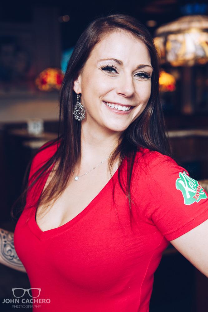 Chesapeake Virginia Commercial Photograph - Kelly's Tavern Greenbrier - Joy Portrait