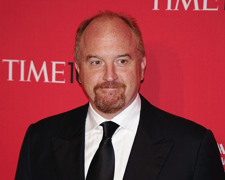Louis CK is my favourite art to indulge in right now.