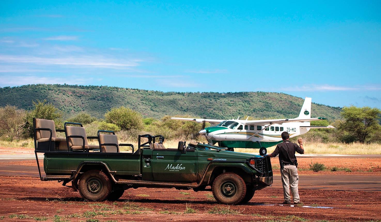 Africa photographic safari Madikwe