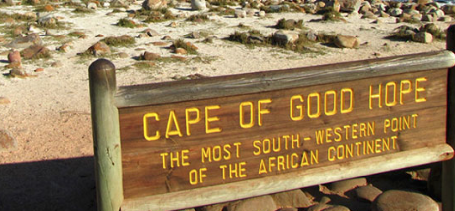 Africa photographic safari- cape of  good hope
