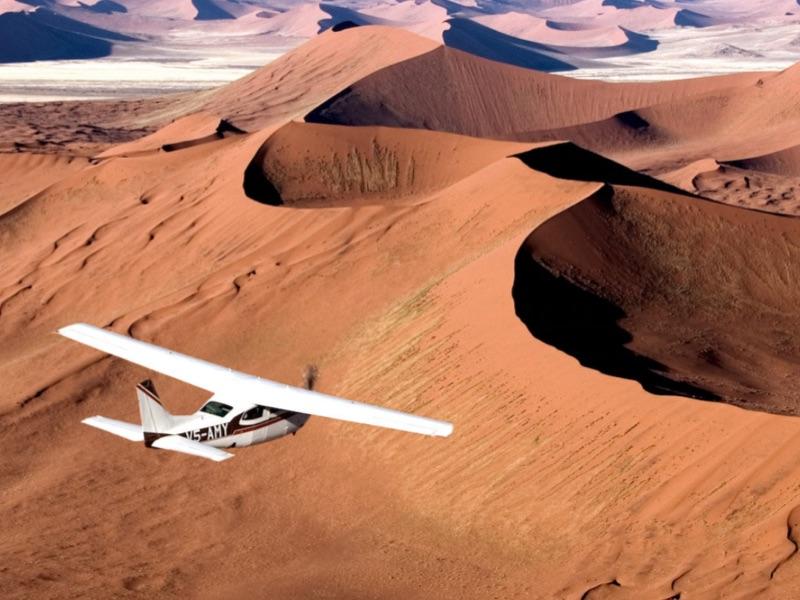 4 Day Sosusvlei Fly-In Safari -