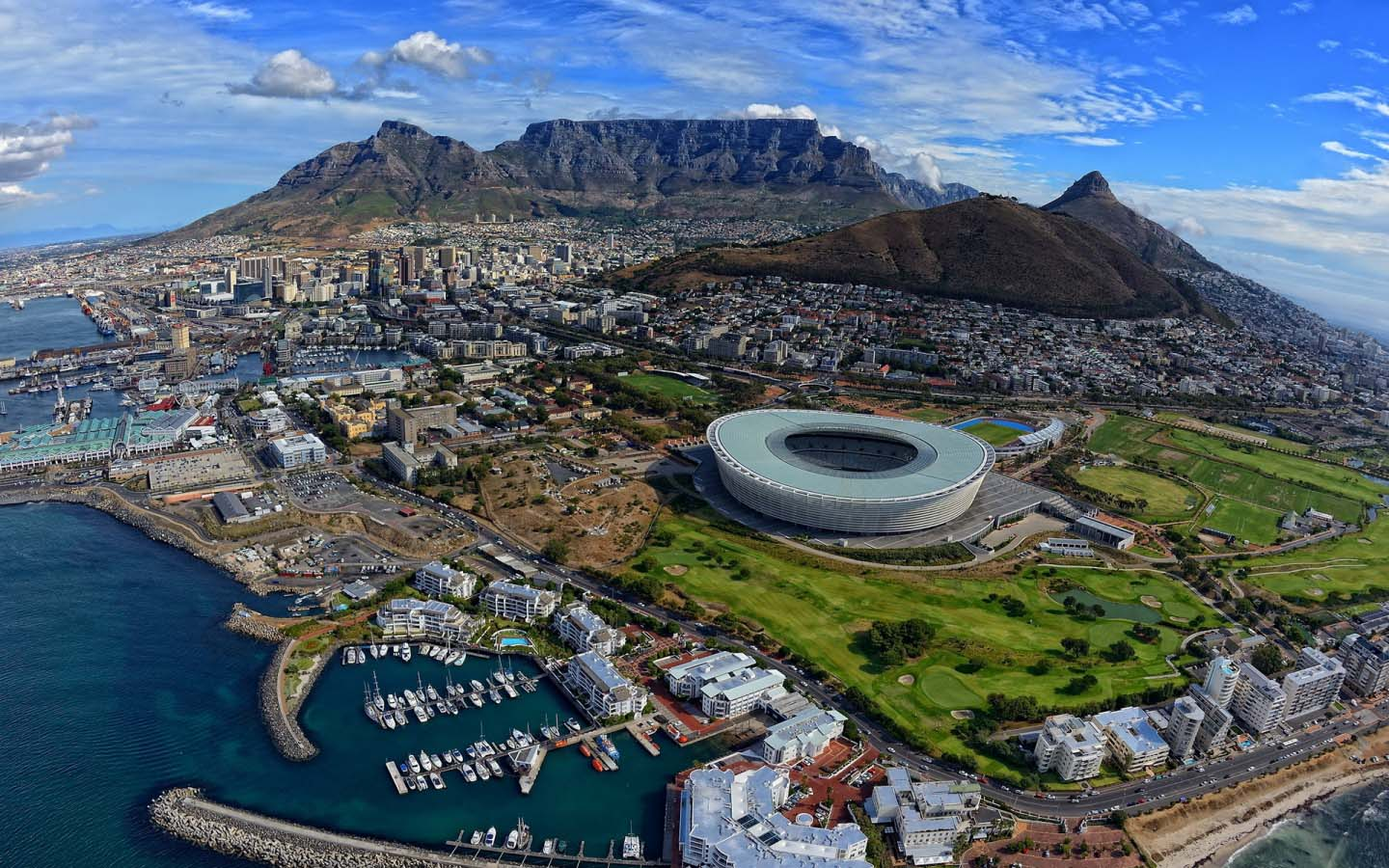 DAY 7,8,9,10: Cape Town - One of the most beautiful cities in the world! Experience the highest sea cliffs & freshest air at the South-Western tip of Africa.
