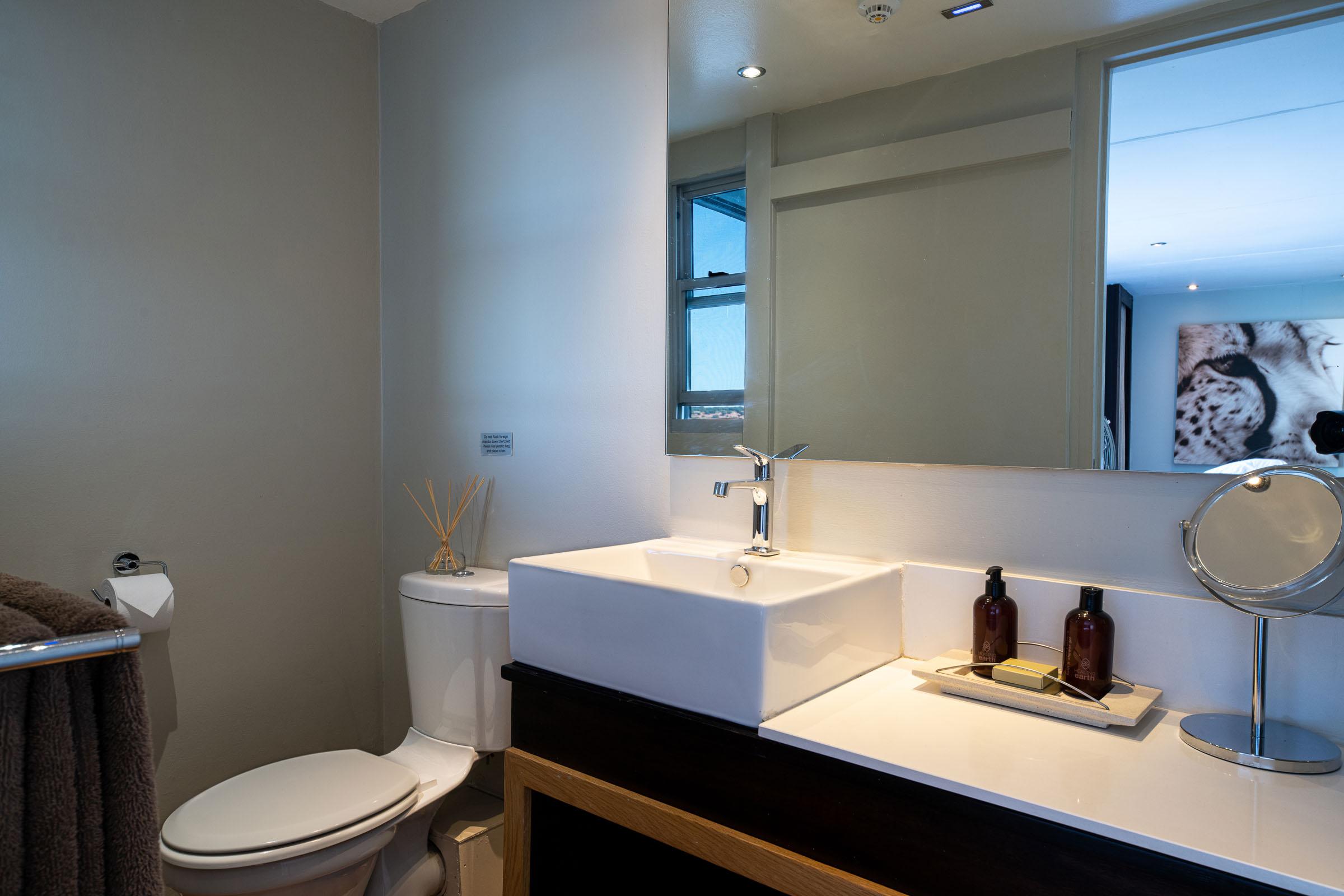 Accommodation - Standard Suite Bathroom 1.JPG