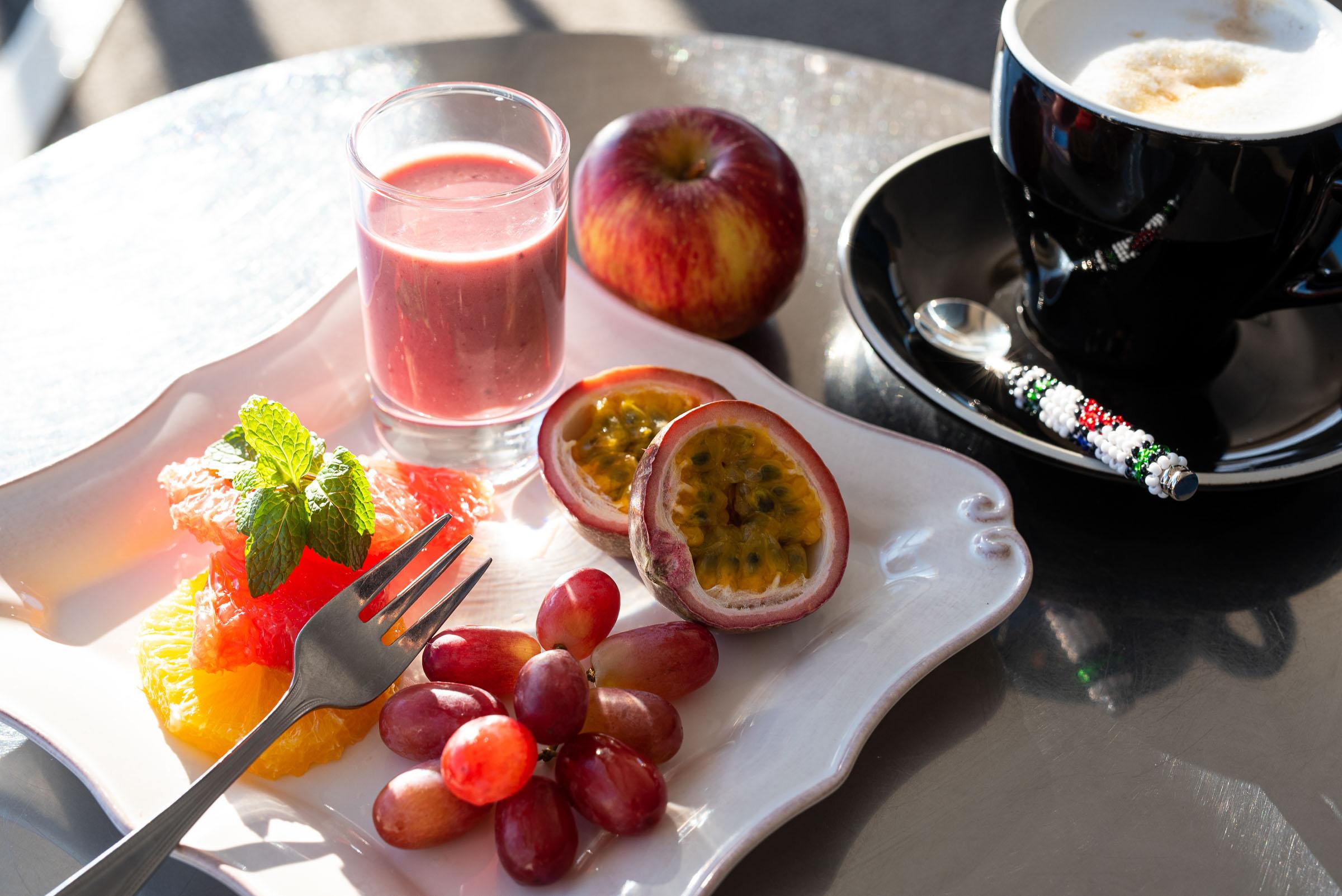 Breakfast - Buffet 2.JPG